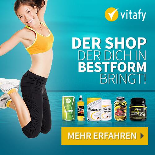 Vitafy Gutscheine & Gutscheincodes