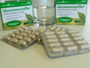 Glucomannan Diät