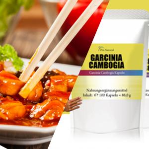 Garcinia Cambogia-Kapseln und Leckere Rezepte