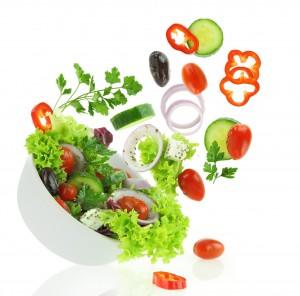 Hier schmeckt entweder ein frischer Salat oder etwas Fisch